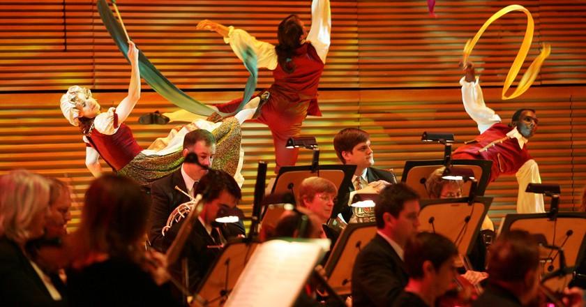 TSFY Courtesy of the LA Philharmonic