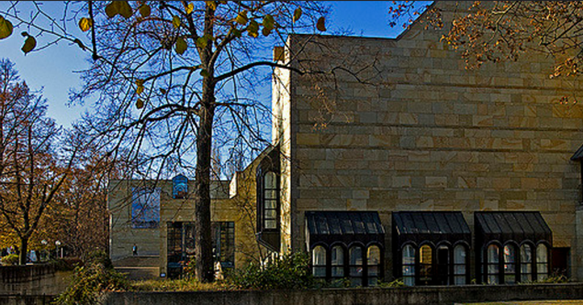 Münchner – Neue Pinakothek © Digital cat / Flickr