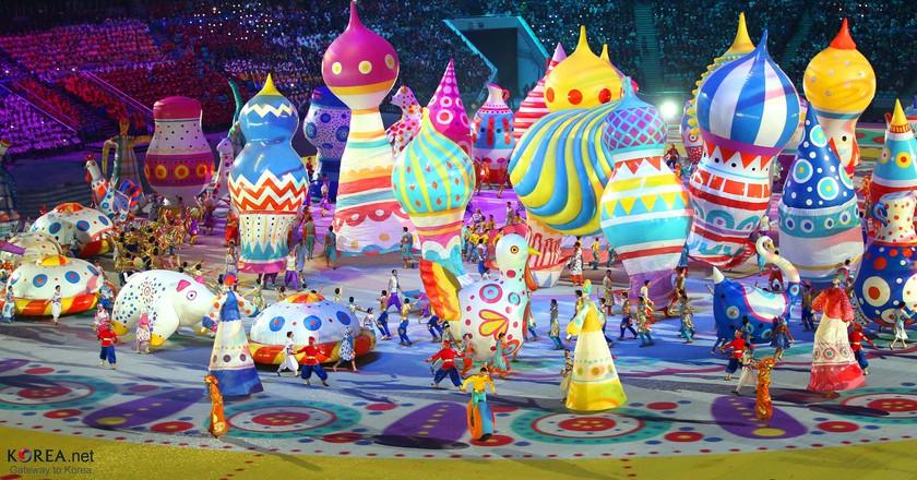 Sochi Winter Olympic Opening Ceremony | © Republic of Korea/Flickr