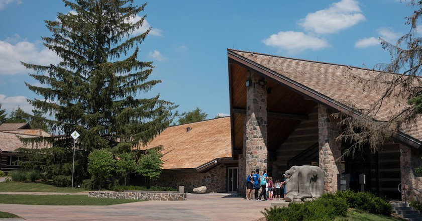 McMichael Gallery Entrance | © Gary J. Wood/Flickr