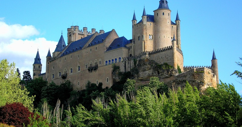 The 10 Most Beautiful Castles In Spain