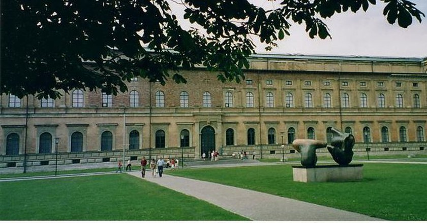 Alte Pinakothek © Markus Würfel / WikiCommons
