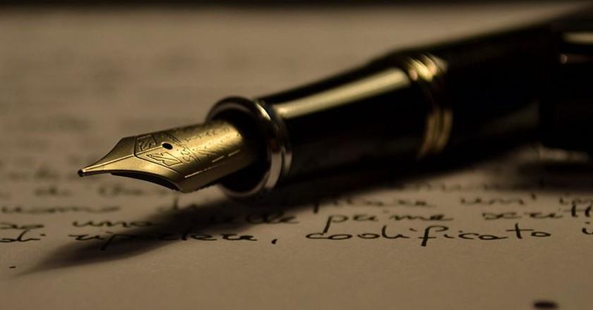 Writing ©Antonio Litterio/ WikiCommons