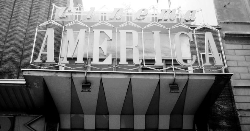American Cinema | © Anthony Majanlahti/Flickr