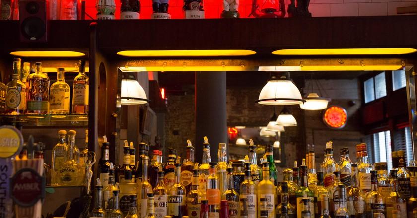 Bar| © Patrick Fisher