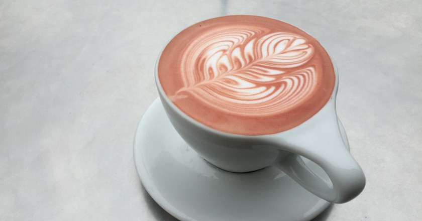 Bitter+Sweet Latte | Courtesy of Janice Chua