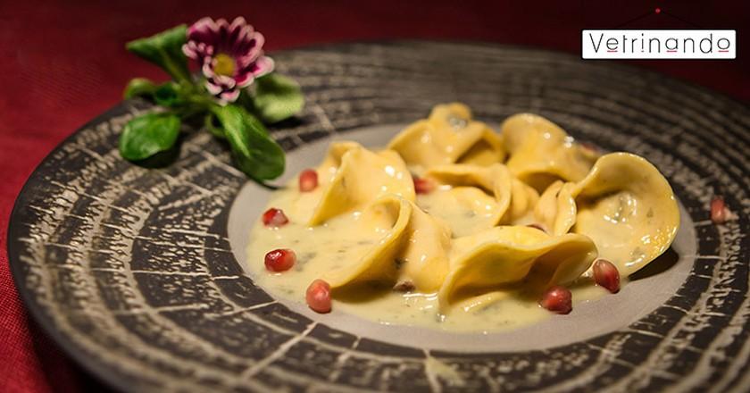 Pasta with truffle sauce at Dario e Anna   Courtesy of Ristorante Dario e Anna