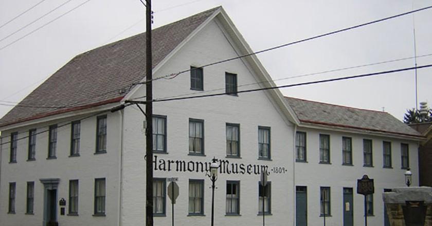 Harmony Museum   © Lee Paxton/WikiCommons