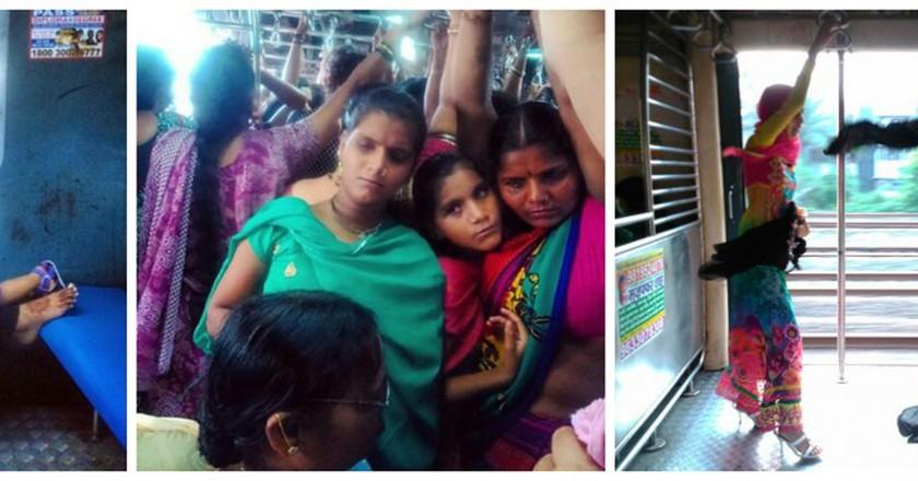 Women In The Mumbai Locals Through The Eyes Of Instagram