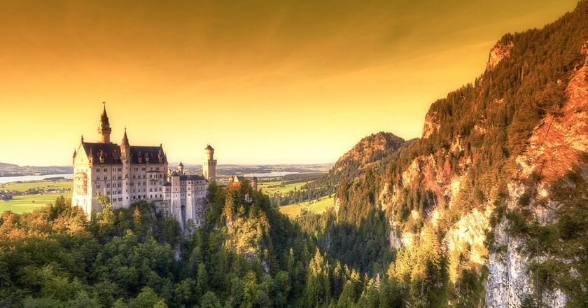 Neuschwanstein Castle, Schwangau, Germany | © Jens Fricke/Flickr