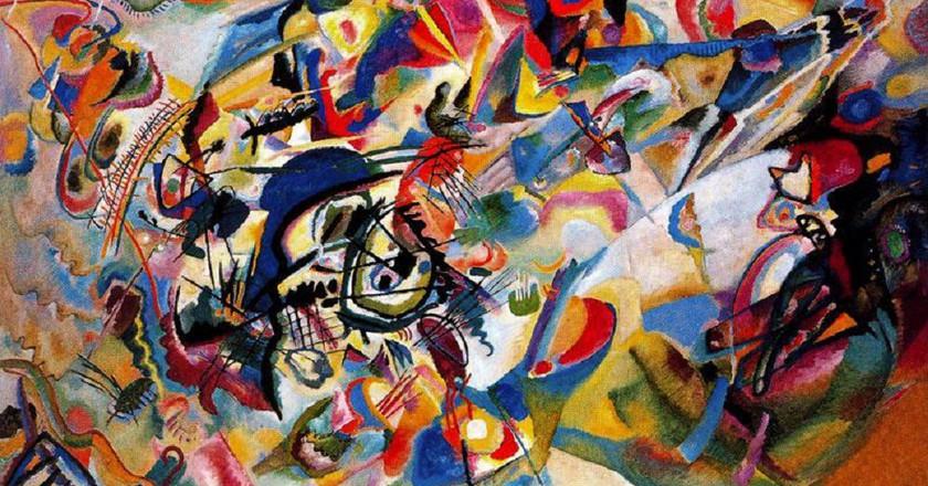 Composition VII | Wassily Kandinsky/WikimediaCommons