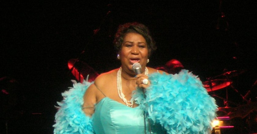 Arethafranklin | © Ryan Arrowsmith/WikiCommons