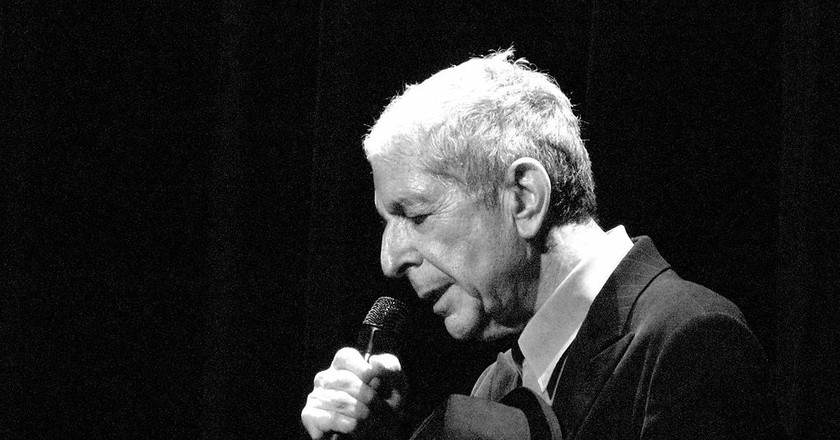 Leonard Cohen | © Rama/WikiCommons