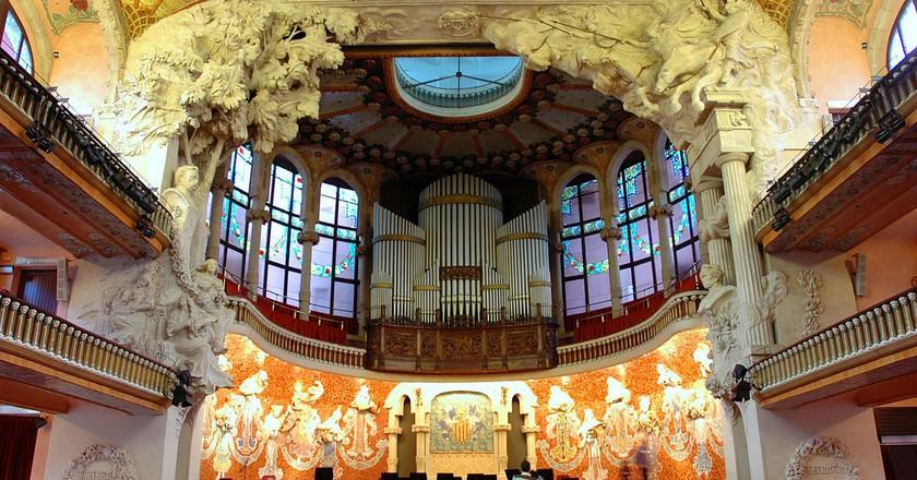 Enjoy The Vienna Philharmonic Orchestra At The Palau De La Música