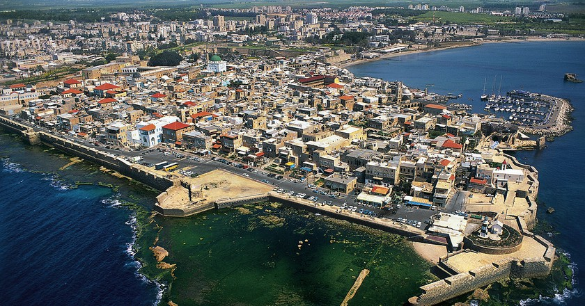 Acre City | © Israeltourism/WikiCommons