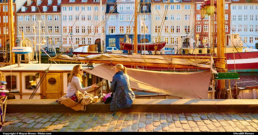 Copenhagen, Denmark   ©Moyan Brenn/Flickr