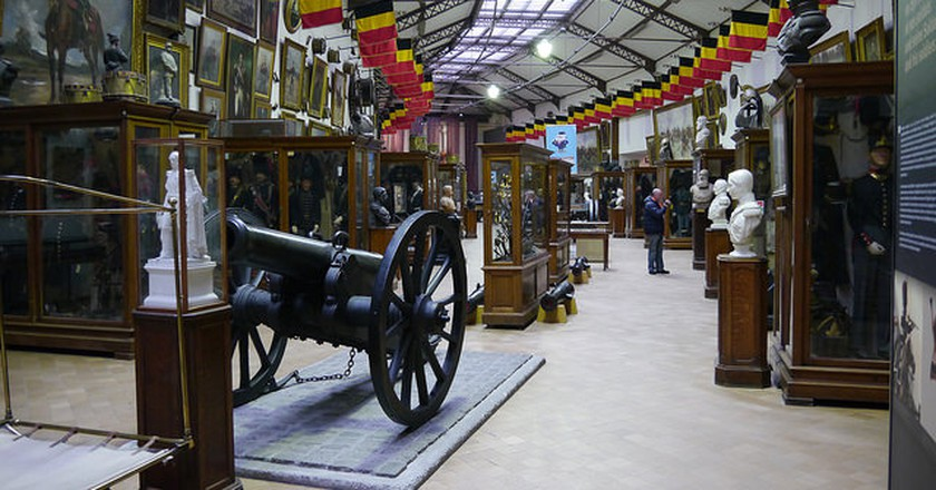 Royal Museum of the Armed Forces and Military History Brussels | Klaus Nahr/Flickr