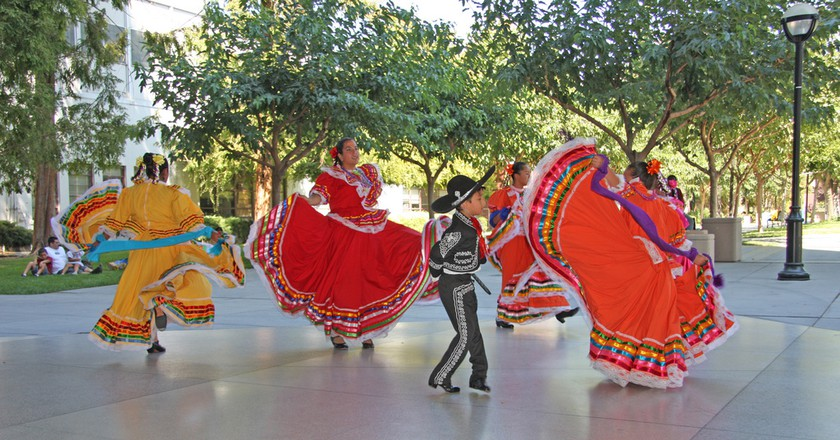Folklorico Dancers | © San José Library/Flickr