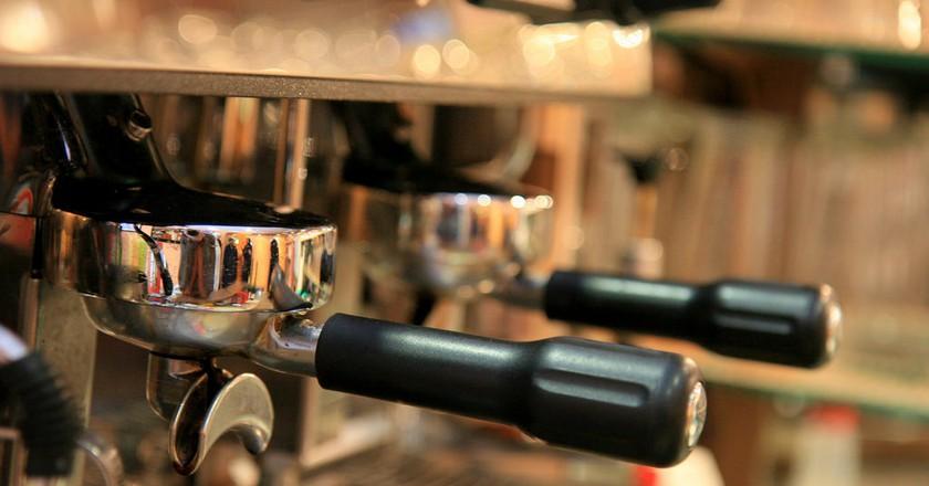 Swiss Espresso Shot | © Evan Blaser/Flickr
