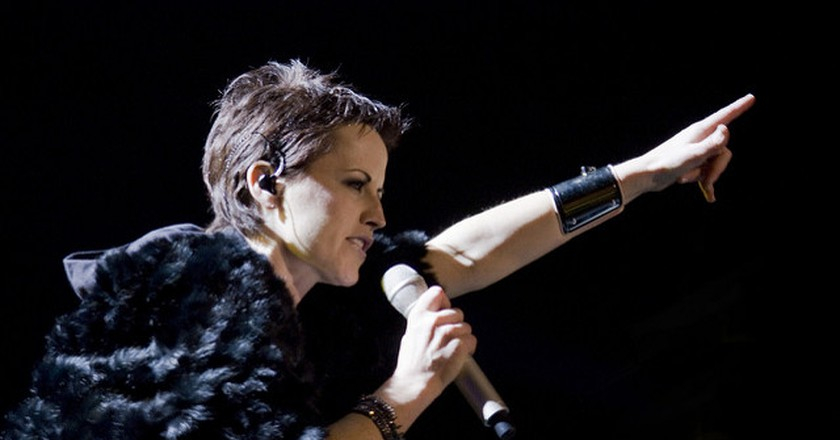 The Cranberries Opens The Festival Of Jardins Pedralbes