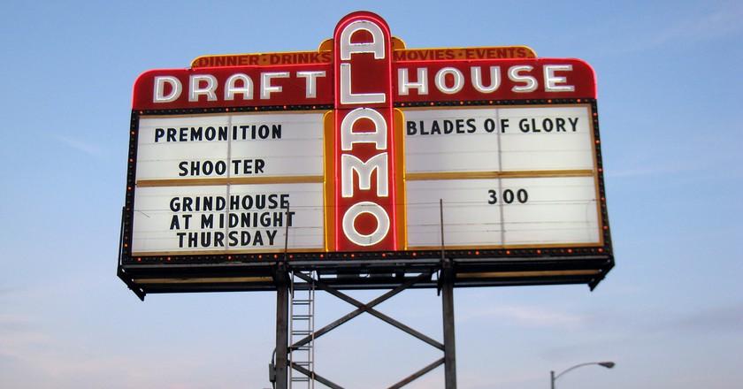 Alamo Drafthouse   © Bruce Turner/Flickr
