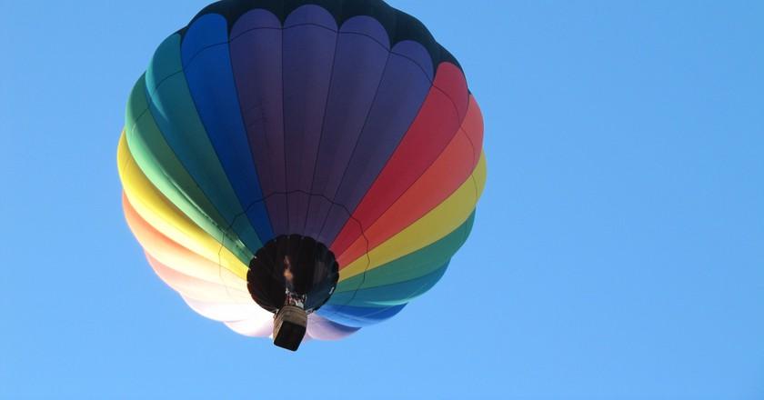Balloon |©  ricketyus/Flickr
