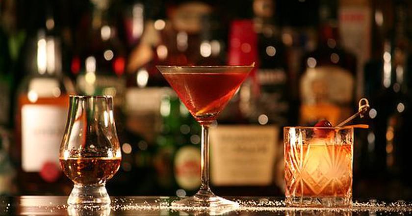 Rum, Manhattan, Tequila, Old Fashioned | © Marler / WikiCommons
