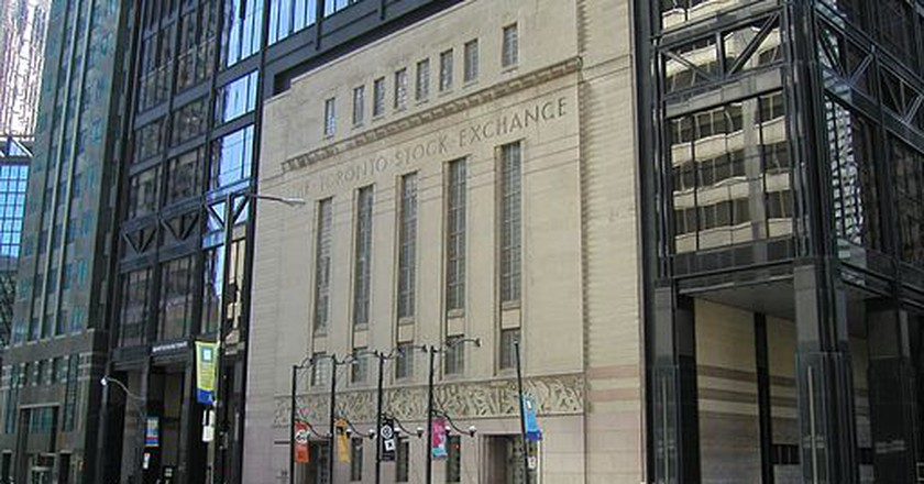 Toronto Stock Exchange / Design Exchange | © nodomain.cc / WikiCommons