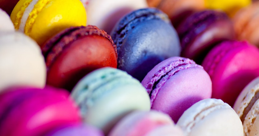 Macarons | © julien haler / Flickr