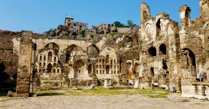 Golconda Fort | ©Chris Connelly