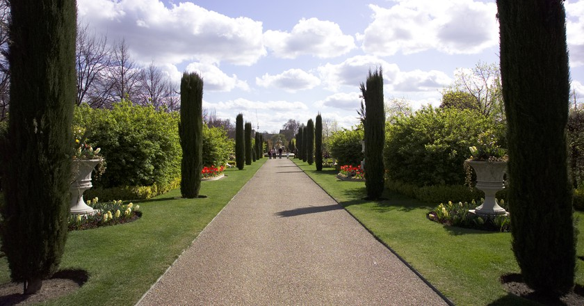 Avenue Gardens, Regent's Park | © Greywolf/Courtesy of The Royal Parks