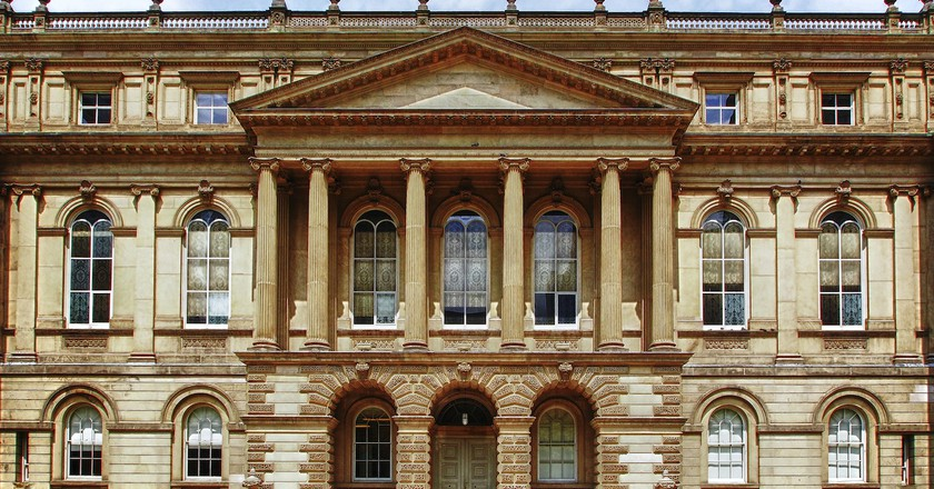 Osgoode Hall | © Terry Ozon/Flickr