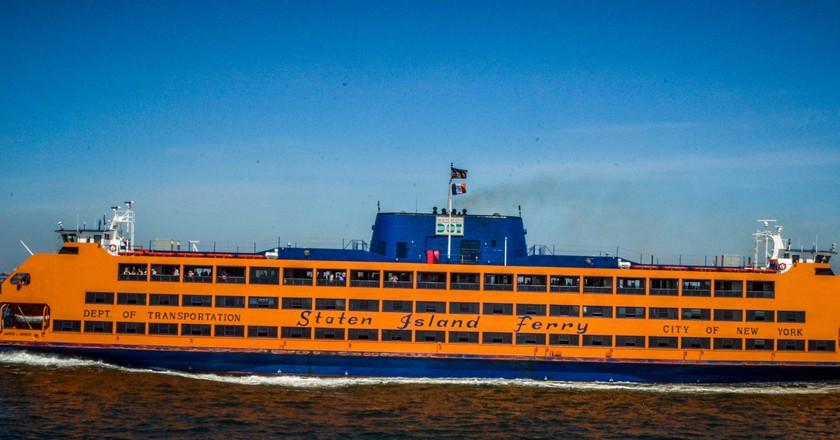 Staten Island Ferry | © m01229/Flickr