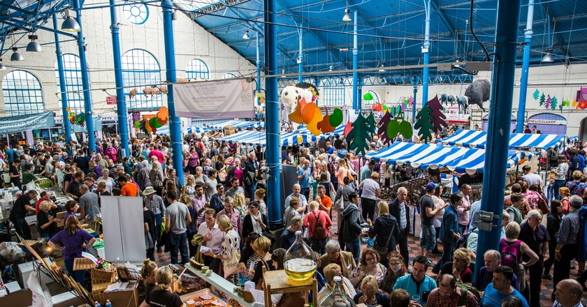 Abergavenny Food Festival | Courtesy of Abergavenny Food Festival