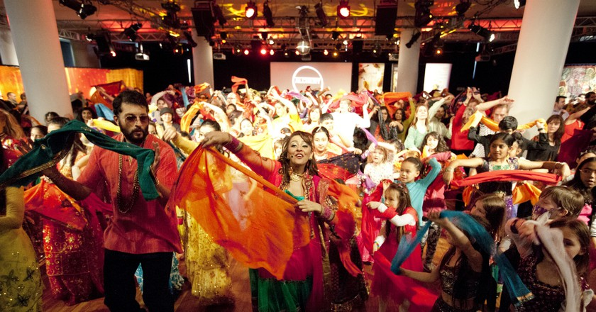 Big dance at the festival | Courtesy of Alchemy