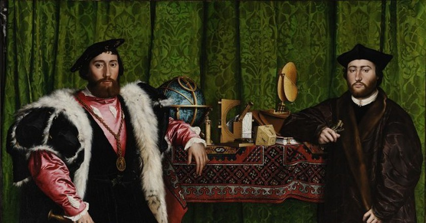 10 Works By Hans Holbein The Younger You Should Know