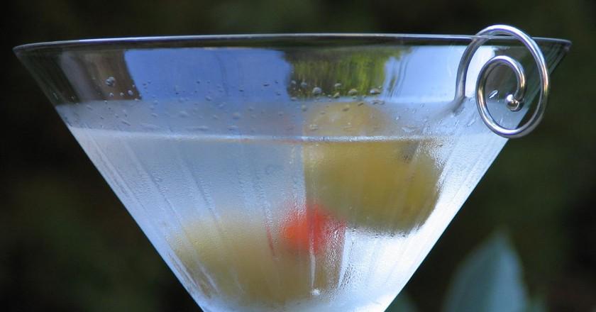 Classic Martini   © Ken30684/WikiCommons