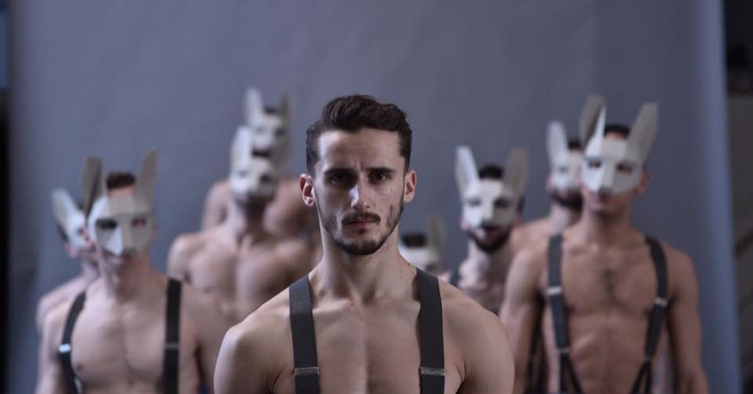 BalletBoyz | Courtesy of Cambridge Arts Theatre