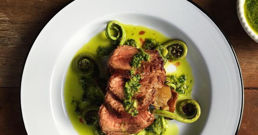 Image Courtesy of James Restaurant