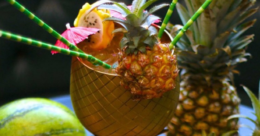 Tropical punch from Miss Thing's   Courtesy of Miss Thing's