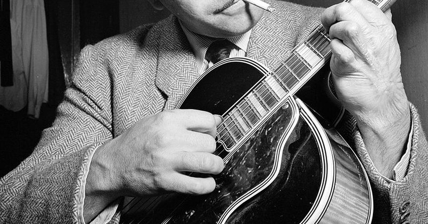 Django Reinhardt | WikiCommons