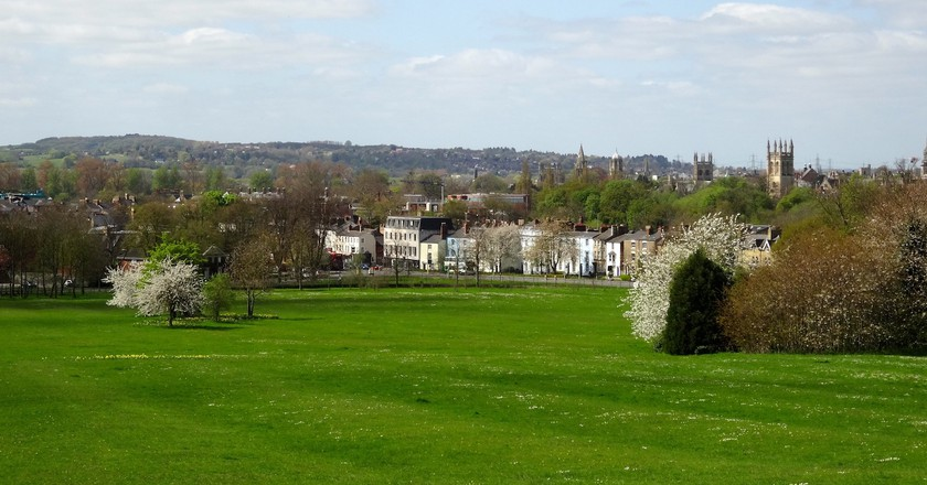 A view of Oxford from South Park | © Vy Dan Tran