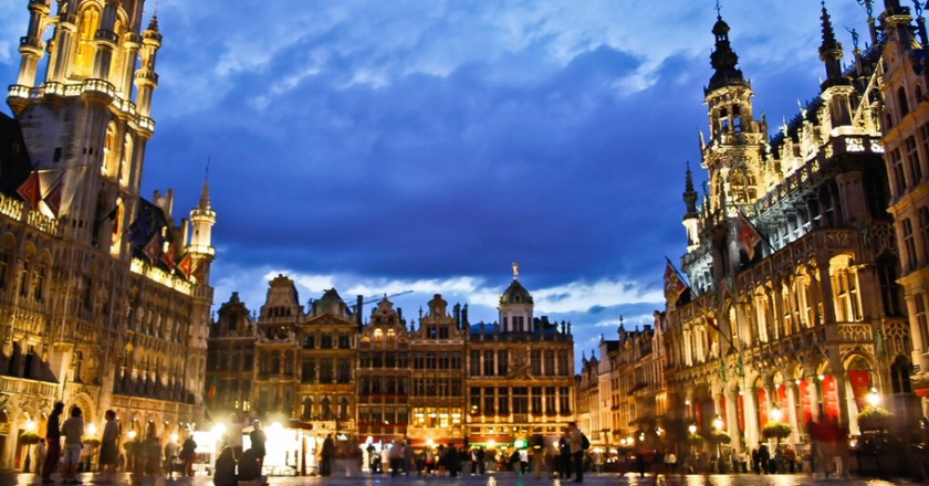 Grand Place | Hernan Pinera/Flickr