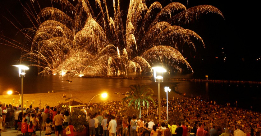Celebrate The Nit De Sant Joan With A Bang