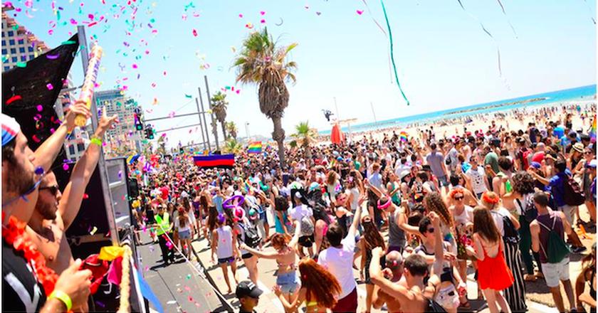 Pride Celebration | Gal Primack Najari Photography
