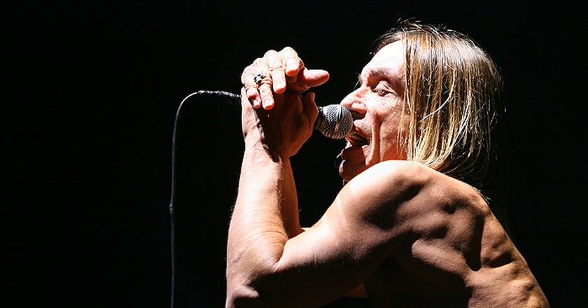 Iggy Pop | © Alex Const/Flickr