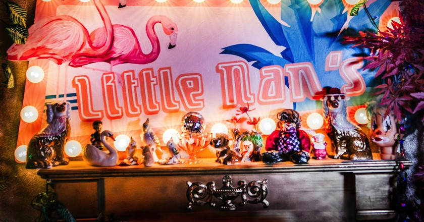 Little Nan's tropical Den © Little Nan's