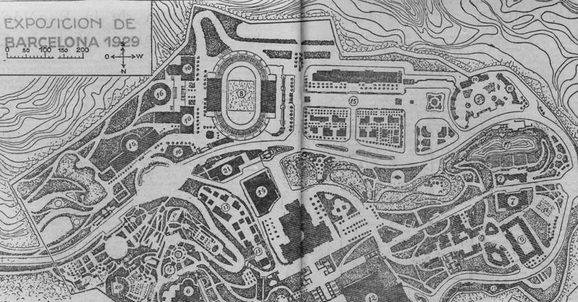 1929 Exposition | © Amadalvarez/WikiCommons