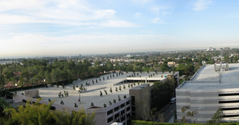 LA Panorama © Matt Schilder / Flickr