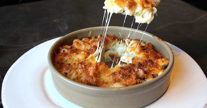 Mac and Cheese | Courtesy of The Carbon Bar